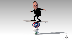 Surfer Lars